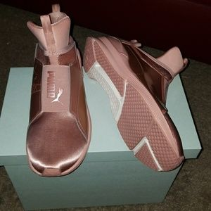 Puma Shoes - PUMA Women's Fierce Copper Velvet Rope Training Sh